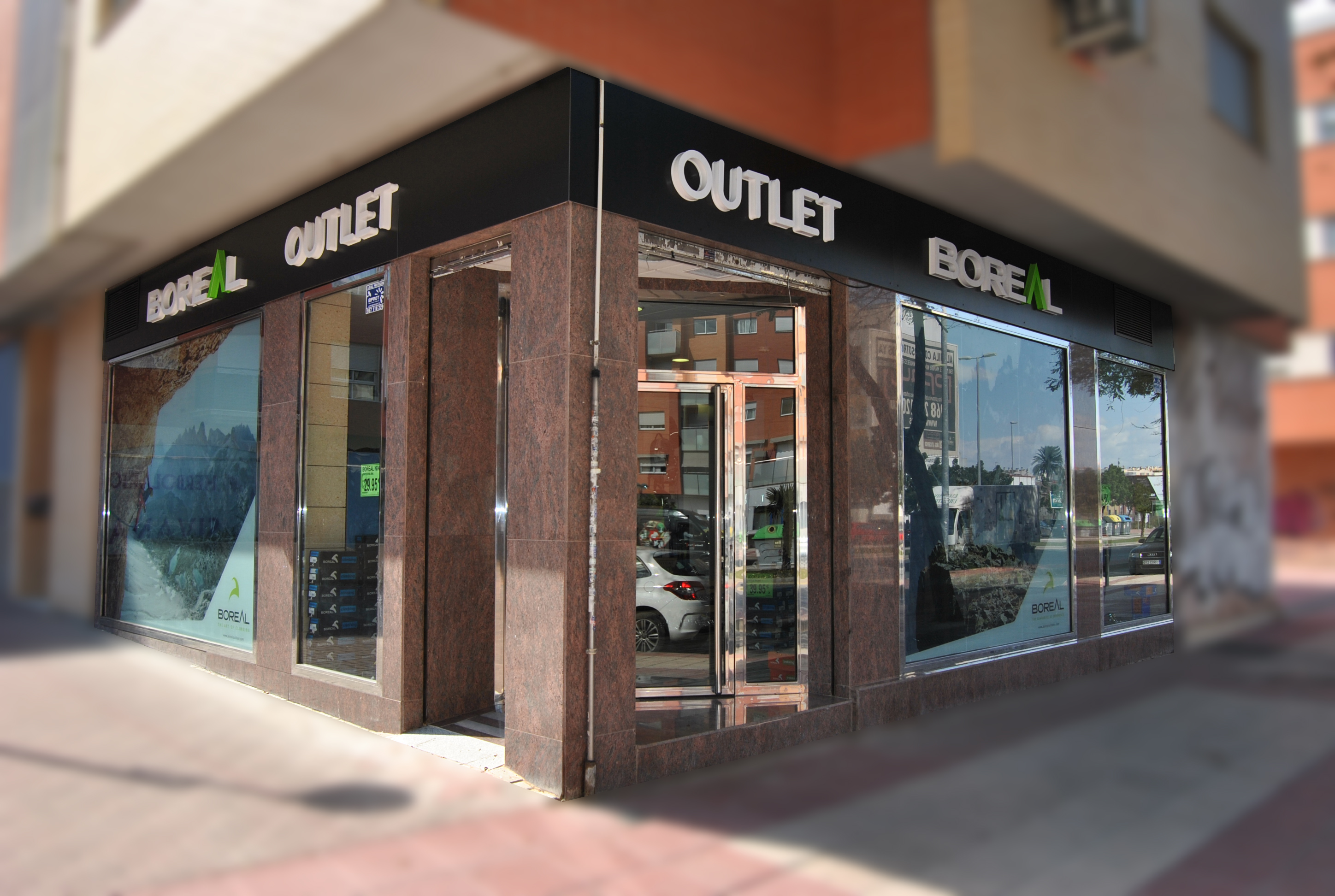 Fmrm boreal outlet - Zapateria casas outlet ...