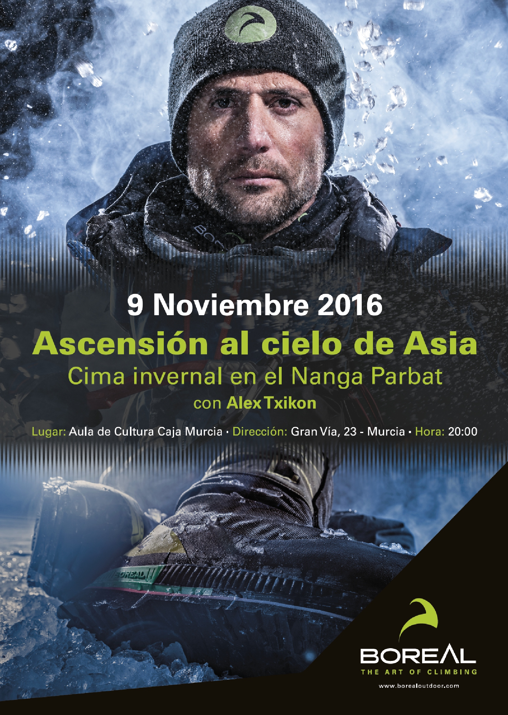 cartel alex txikon