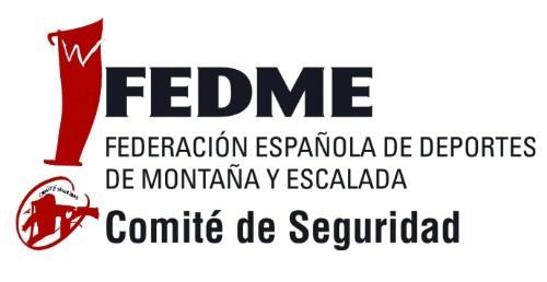 Logo Comité Seguridad FEDME